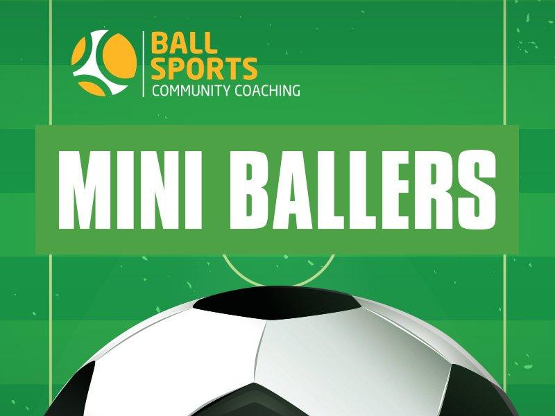 Mini Ballers Ball Sports